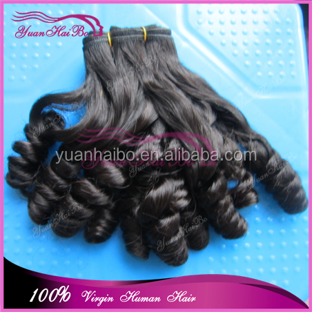 cheap price Best 7A quality 8-30inch two tone ombre boom curls aunty funmi hair brazilian virgin hair bundles