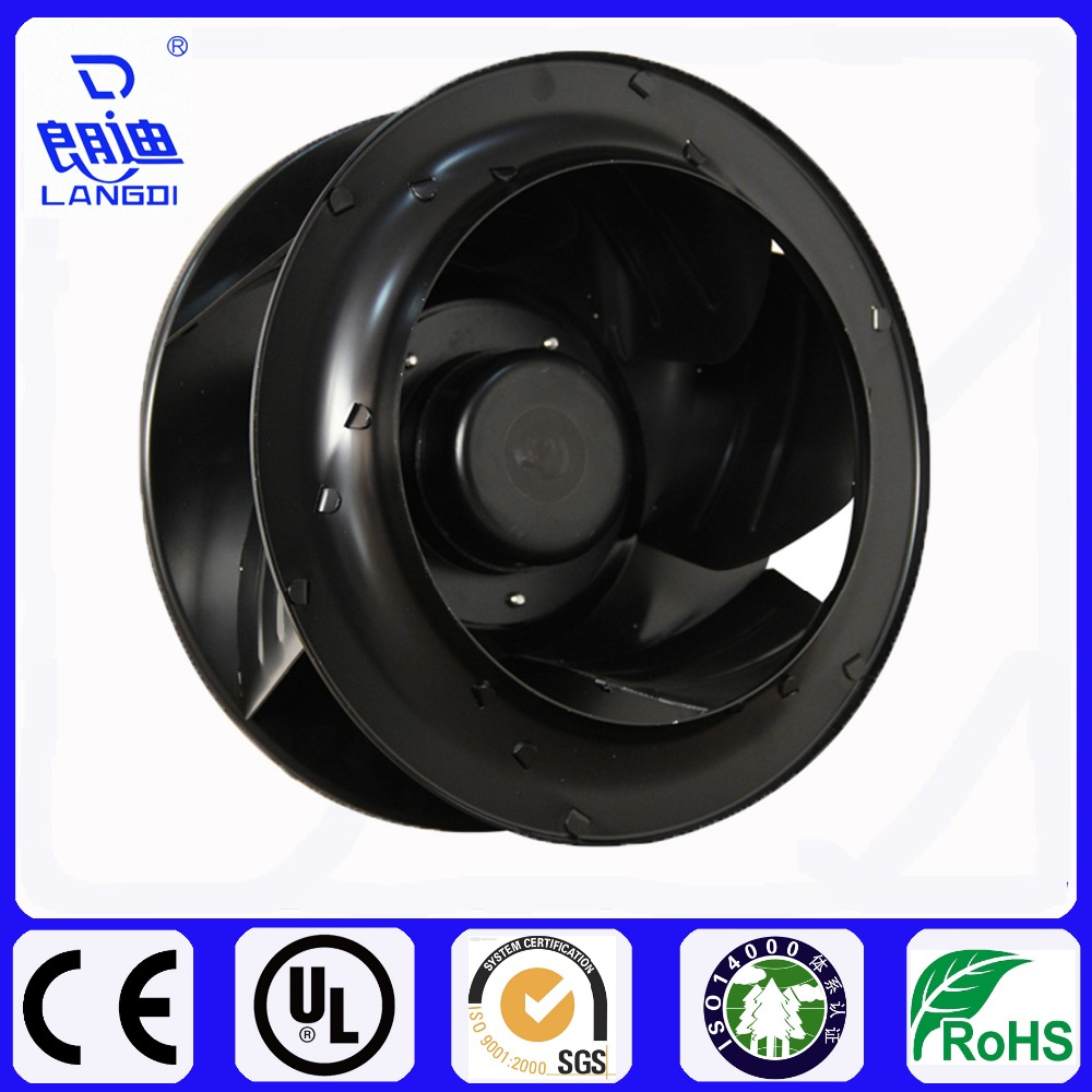 310mm EC motor Metal Electric Small Power Backward Curved Centrifugal Fan for industry purifier AHU for sale in low price CE/CCC
