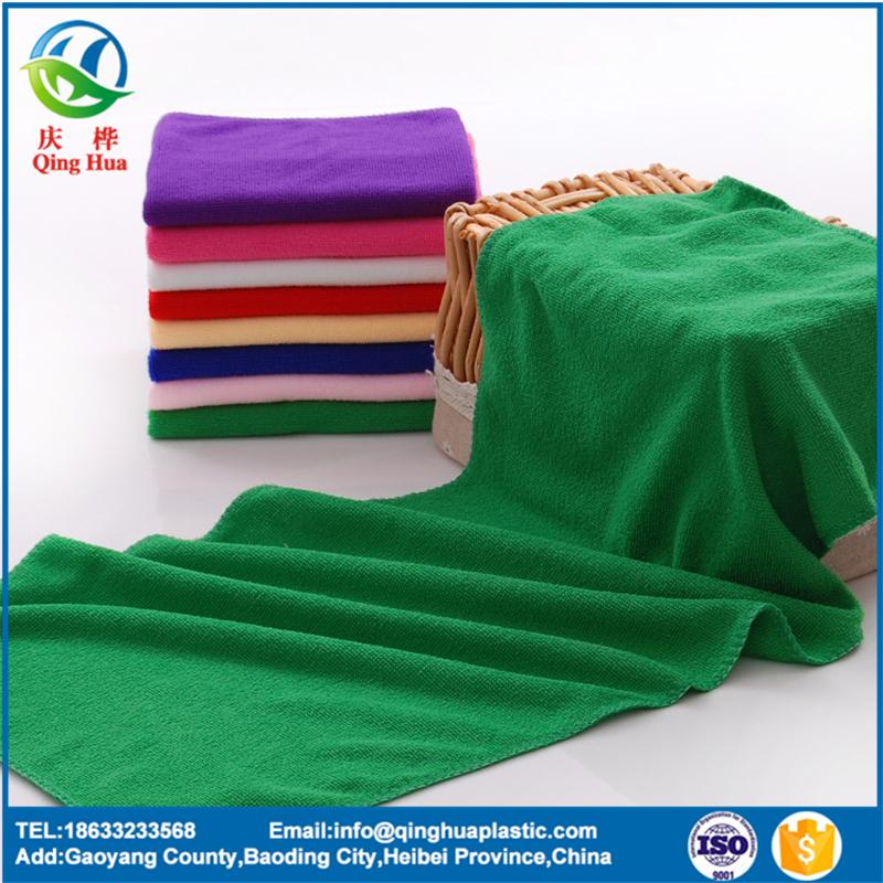 china suppliers microfiber hair towel Custom LOGO