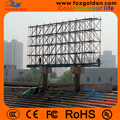 P6 full color LED screen board for outdoor standing street video board