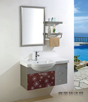 2T-032 the most popular bathroom and set mirrors cabinet for wall mounted vanity