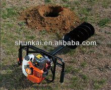 Tree planting digging machines / ground hole drill / earth auger