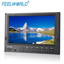 7 inch High Resolution Digital TFT LCD Monitor used in portable cctv test monitor FW-7D/O