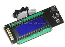 3D printer lcd module 2004 smart controller compatible with RAMPLS 1.4 for Makeboard