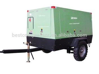 cheap 8bar prices portable diesel air compressor manufacturer
