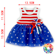 "High quality 18 inch doll clothing wholesale doll clothes 18"" blue dress High quality 18 inch doll clothing"