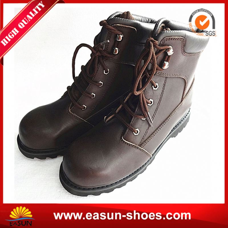Soft sole safety shoes office work boots