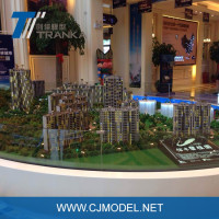 3D Miniature Architectural Scale Model For