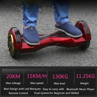 best selling in Europe electric scooter 8 inch board scooter hover board