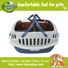comfortable pet flight cage with handle