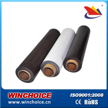 Rubber Magnet With PVC And Adhesive