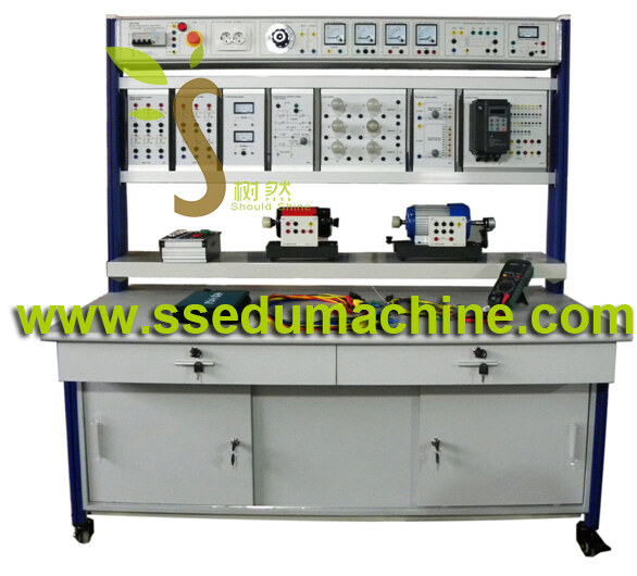 Power Electronics And Drive Technology Training Workbench Educational Equipment Technical Skills Training Equipment Electrical I