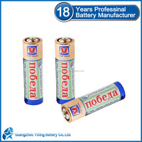 1.5v Stable quality battery aa r6p super heavy duty battery