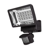 Modern classical solar security light camera