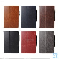 Top selling new hot product flip leather case for Sony Xperia Z4 tablet,new book style in alibaba China