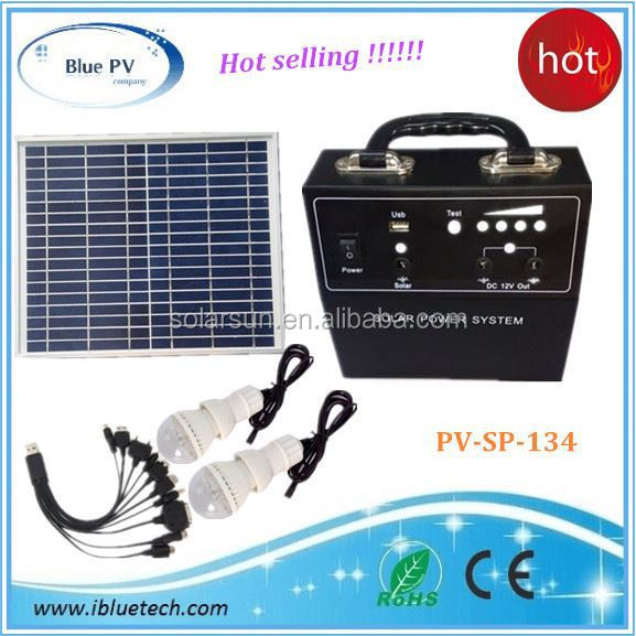 light weight solar panel 20w solar electric system manufacturer