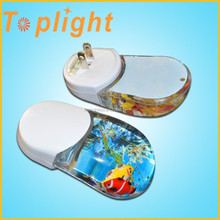 Mouse Style Changeable LightLED Night Lamp
