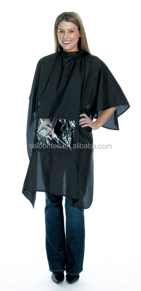 2014 professional high quality Barber Capes with window