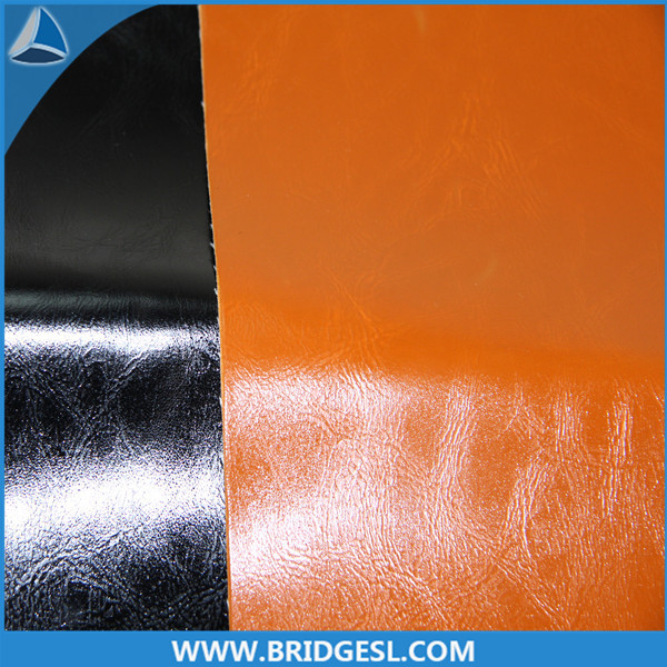 Crazy Horse Synthetic Leather for Shoes