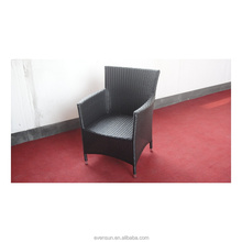 Florida style classic coffee chair outdoor rattan furniture for hotel