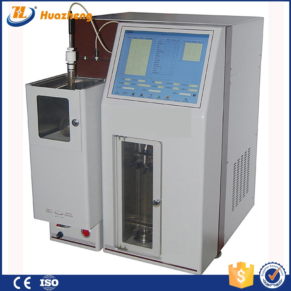 Laboratory Automatic Distillation Apparatus , Distillation Analyzer