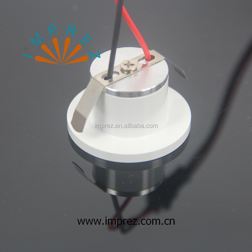 1W 3W Mini Led Downlight Recessed Spot 2 years warranty