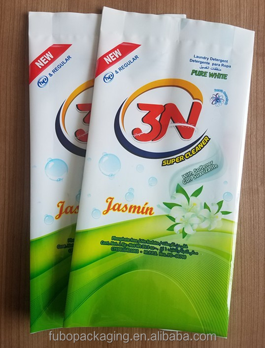 packaging bag for washing powder