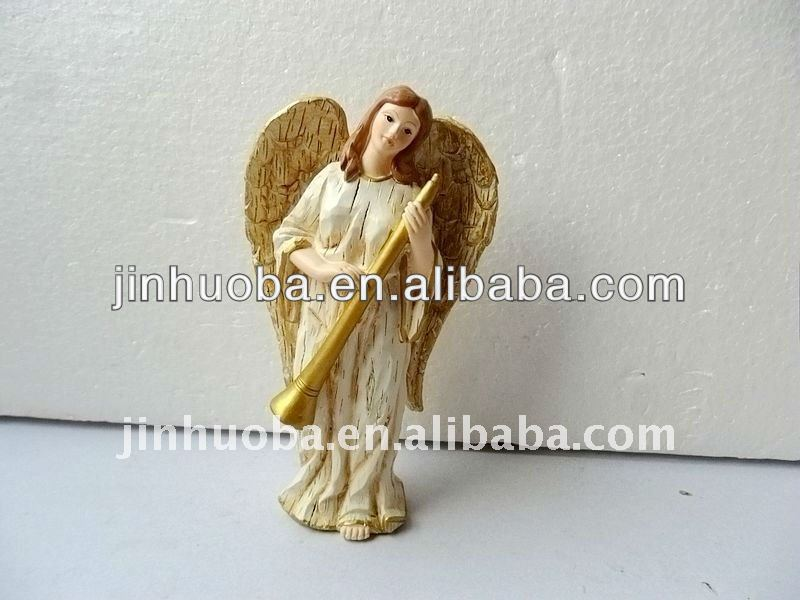 2014 Resin customized religious decoration/figurine mother's day gift for souvenirs