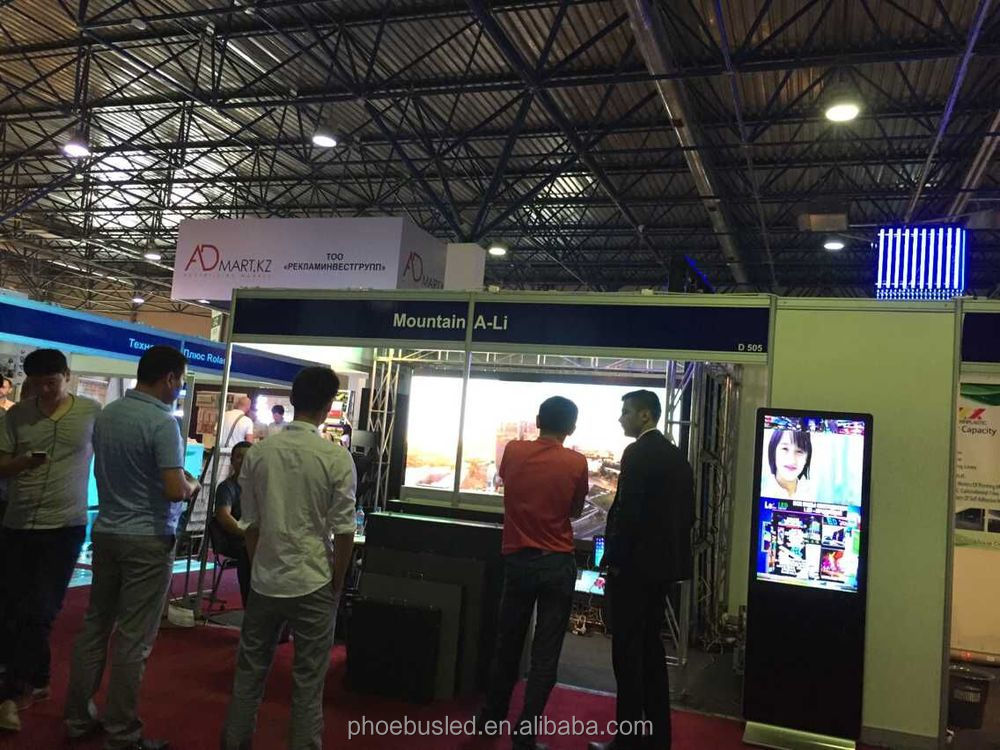 outdoor led wall for advertising video/ advertising led video screen