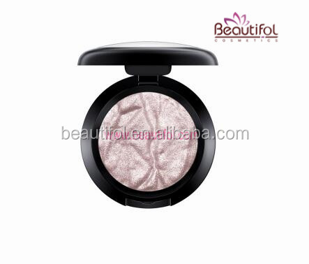 Long wearing Color true foiled eyeshadow multi color eyeshadow 24 hours baked