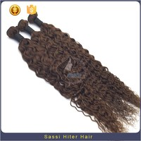Professional Factory Supply Brazilian Tight Curly Hair