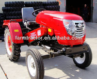 24hp 4wd Small Hand Tractor