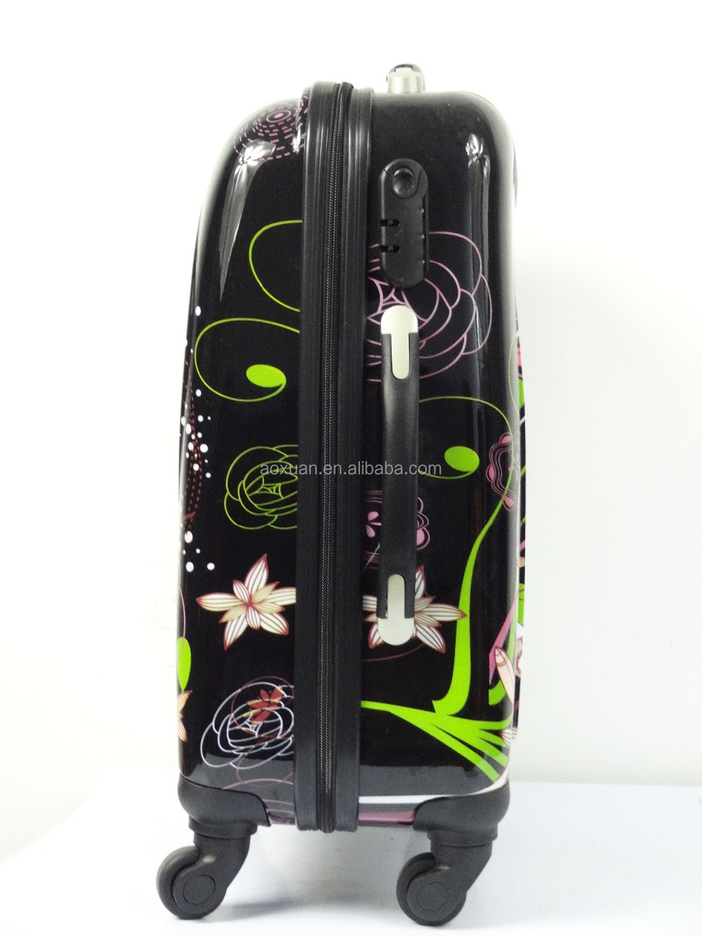 hard luggage 2015 new cheap abs cute travel hard luggage