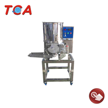 chicken nugget forming production line automatic burger press hamburger patty processing line