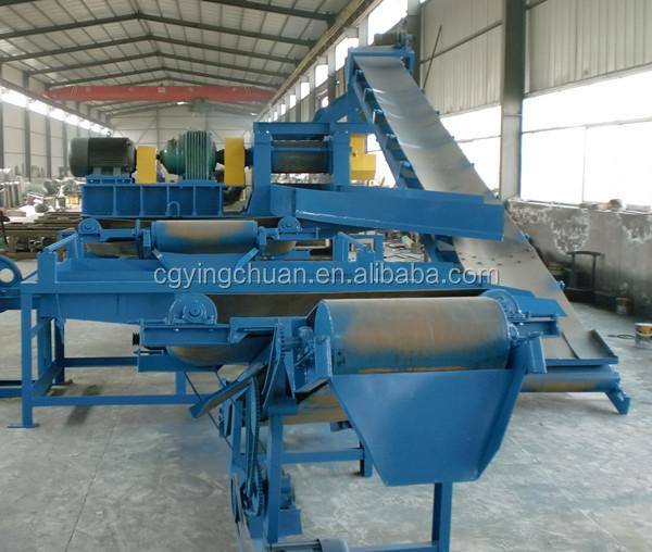 Waste Tire Crushing Particles Making Machine Factory Offer