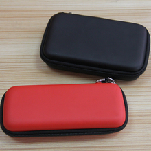 Multi-function Hard Drive HDD Store EVA harddisk case with zipper wholesale