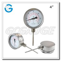 High quality stainless steel liquid temperature measurement instrument