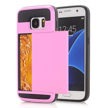 360 Protective Mobile Phone Shockproof Waterproof Hard TPU Case For Samsung Galaxy S6 Case