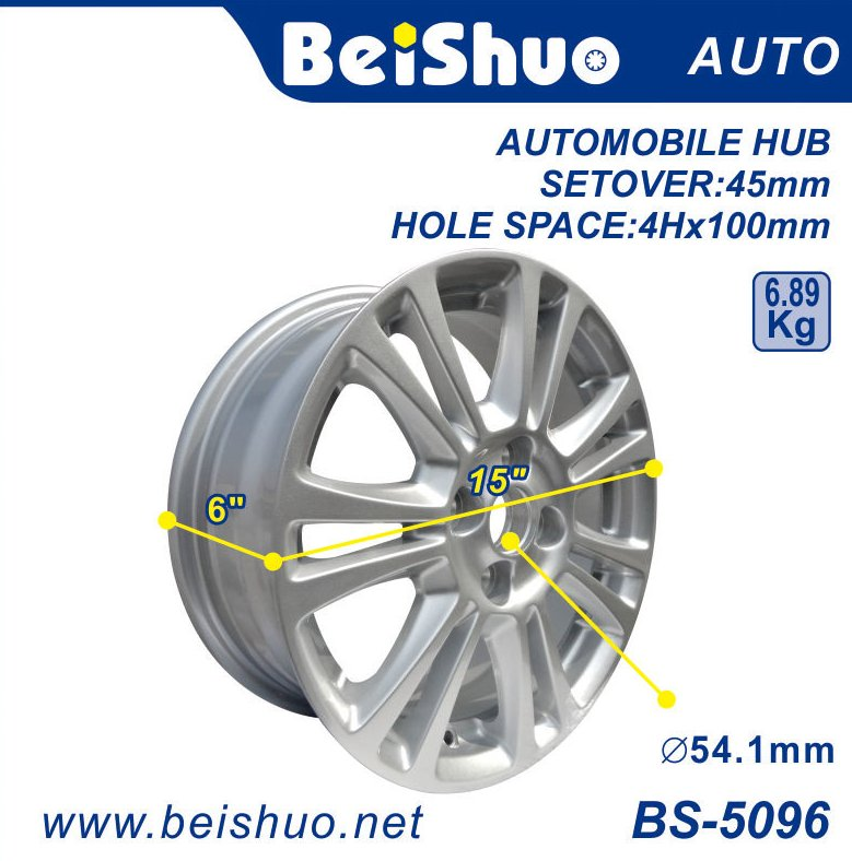 Made in China And New Style Alloy Aluminum Cars Wheel Rim