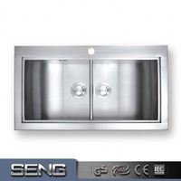 Professional OEM/ODM Factory Supply Eco-friendly quartz kitchen round sink with workable price