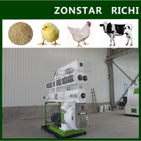 extrusion floating fish feed pellet mill/machine/animal feed pellet machine