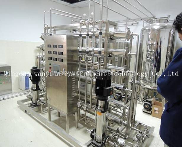 Water for injection / Pharmaceutical pure water system / Medical pure water plant