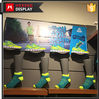 2016 Fiberglass Sports Socks Male Foot Mannequin