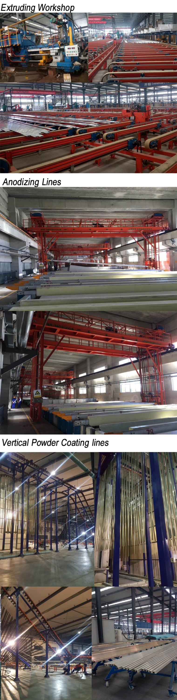 China Foshan Supplier Provide Aluminum Profile / Aluminium ...