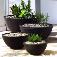 Metal Plant Flower Pots