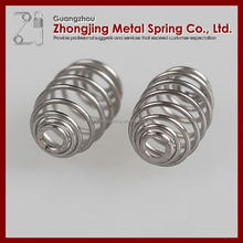 Gold Used Small Truck Zinc Compression Spring