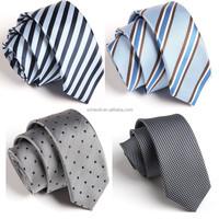 HSLD14-17 Handmade narrow neck tie/neckties skinny wholesale