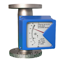 metal rotor type flow meter for liquid