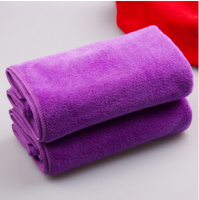 China supplier hair salon towels wholesale bulk microfiber hair salon towel