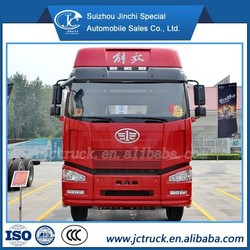 FAW J6 6X2 container semitrailer tractor truck